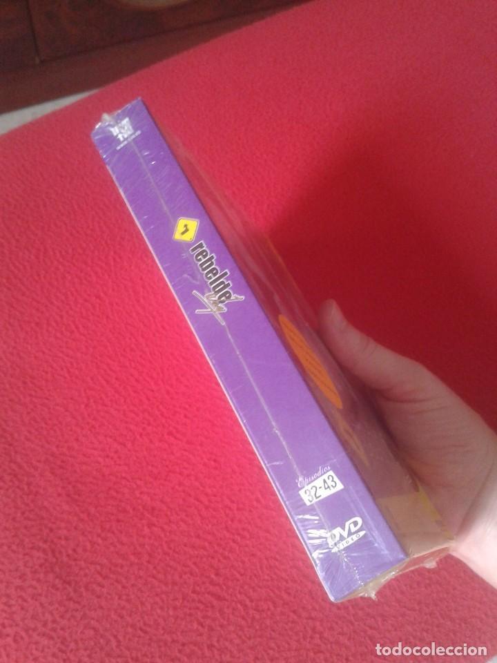 Series de TV: PACK DE 3 DVD DVDS SERIE TV JUVENIL ADOLESCENTE REBELDE WAY EPISODIOS 32 A 43 NUEVO PRECINTADO VER - Foto 3 - 170292378