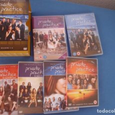 Series de TV: PRIVATE PRACTICE -THE COMPLETE COLLECTION . Lote 170626075