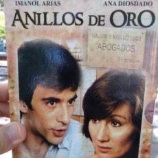 Series de TV: ANILLOS DE ORO.SERIE TVE. Lote 170935404
