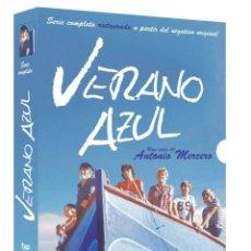 Serie di TV: VERANO AZUL EDICION REMASTERIZADA NUEVO Y PRECINTADO NUEVO Y PRECINTADO DESCATALOGADA. Lote 171056034