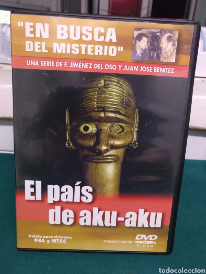 EN BUSCA DEL MISTERIO 4 (Series TV en DVD)