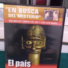 Series de TV: EN BUSCA DEL MISTERIO 4. Lote 171149710
