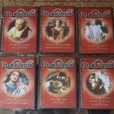 Series de TV: SERIE YO, CLAUDIO - COMPLETA 13 EPISODIOS Y EXTRAS - 6 DVD'S A ESTRENAR - PRECINTADOS DE ORIGEN. Lote 171160632