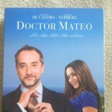 Series de TV: DOCTOR MATEO DVD CON GONZALO DE CASTRO Y NATALIA VERBEKE ** 2ª TEMPORADA COMPLETA EN 4 DVD**. Lote 171253124