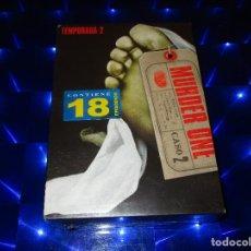 Series de TV: MURDER ONE ( TEMPORADA 2 ) - DVD - F5-OES 2731209 - PRECINTADA. Lote 171254184