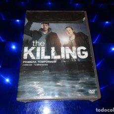 Series de TV: THE KILLING ( PRIMERA TEMPORADA ) - DVD - F5-SES 5245509 - PRECINTADA. Lote 171255715