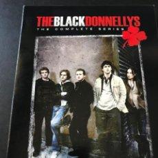 Series de TV: THE BLACK DONNELYS COMPLETE SERIES 3DVD REGION 1 USA. Lote 171396278