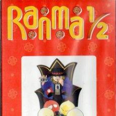 Series de TV: VESIV DVD MANGA COLECCION RANMA 1/2 Nº22. Lote 171664840