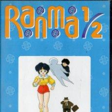 Series de TV: VESIV DVD MANGA COLECCION RANMA 1/2 Nº34. Lote 171666314