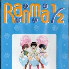 Series de TV: VESIV DVD MANGA COLECCION RANMA 1/2 Nº39. Lote 171666919