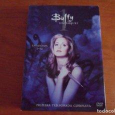 Series de TV: BUFFY CAZAVAMPIROS - 1ª TEMPORADA COMPLETA. Lote 171675898