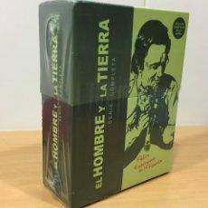 Series de TV: DVD SERIE COMPLETA - EL HOMBRE Y LA TIERRA DE FÉLIX + FAUNA IBÉRICA, VENEZUELA Y CANADÁ. PRECINTADO. Lote 171694167