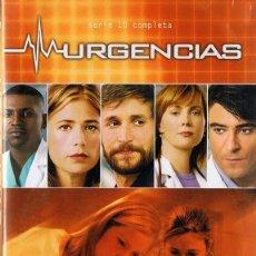 Series de TV: URGENCIAS SERIE 10 COMPLETA (6 DVD). Lote 171726507