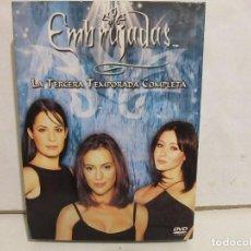 Series de TV: EMBRUJADAS - TERCERA TEMPORADA - 6 X DVD - BOXSET - 2005 - SPAIN - NM+/EX+. Lote 171770514