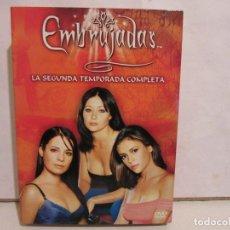Series de TV: EMBRUJADAS - SEGUNDA TEMPORADA - 6 X DVD - BOXSET - 2005 - SPAIN - NM+/EX+. Lote 171770687