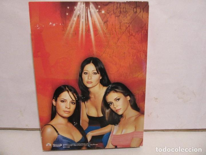 Series de TV: Embrujadas - Segunda Temporada - 6 x DVD - BOXSET - 2005 - Spain - NM+/EX+ - Foto 4 - 171770687