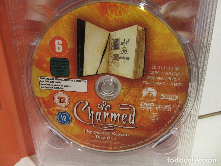 Series de TV: Embrujadas - Segunda Temporada - 6 x DVD - BOXSET - 2005 - Spain - NM+/EX+ - Foto 7 - 171770687