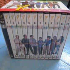 Series de TV: 7 VIDAS TERCERA TEMPORADA COMPLETA. Lote 171786815