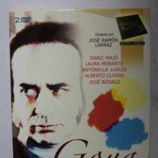 Series de TV: GOYA SERIE TVE+REGALO. Lote 171791475