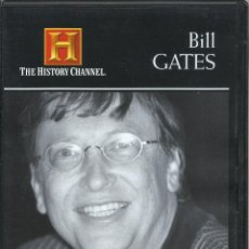 Series de TV: DOCUMENTAL: BILL GATES. Lote 172268142