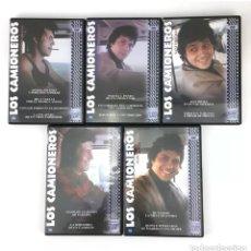 Series de TV: LOS CAMIONEROS 5 DVDS DESCATALOGADOS. Lote 172429155