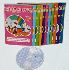 Series de TV: LOTE DE 11 DVD DE HELLO KITTY¨S PARADISE+1 DVD DE H.KITTY¨S Y SUS AMIGOS.. Lote 172472659