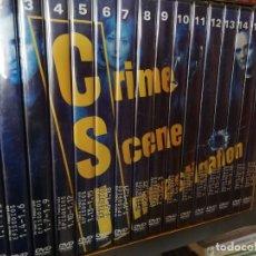 Series de TV: CSI. LAS VEGAS, TEMPORADAS 1 Y 2 COMPLETAS Y PRECINTADAS. Lote 172660027