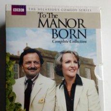 Series de TV: (7 DVD SET - EN V.O.) - TO THE MANOR BORN - COMPLETE COLLECTION - EDICIÓN ORIGINAL INGLESA - BBC. Lote 172677970