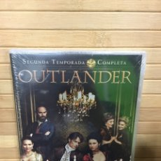 Séries TV: OUTLANDER ( SEGUNDA TEMPORADA COMPLETA ) DVD - PRECINTADO -. Lote 172771484