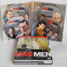 Series de TV: MAD MEN TEMPORADA UNO EN DVD MADMEN 1. Lote 172782053