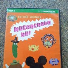 Series de TV: DVD -- MUCHACHADA NUI -- 2ª TEMPORADA -- EPISODIOS 8-13 -- . Lote 172909148