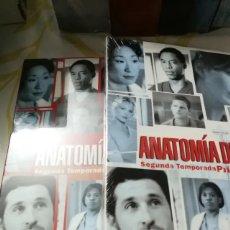 Séries TV: DVD DE SERIE ANATOMÍA DE GREY, 2 PRIMERAS TEMPORADAS. Lote 172913010