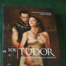 Series de TV: LOS TUDOR – SEGUNDA TEMPORADA COMPLETA – 3 DVDS. Lote 173004445