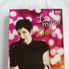 Series de TV: LA MILLOR LLOLL. 4 DVD.. Lote 173137224