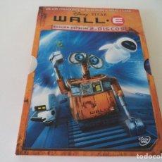 Series de TV: DVD 'WALL·E' (EDICIÓN ESPECIAL 2 DISCOS) DISNEY, PIXAR. Lote 173459124