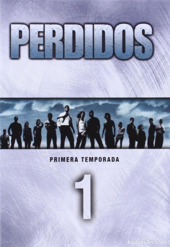 PERDIDOS: TEMPORADAS 1-6 37 DVD SERIE COMPLETA COLECCION PARTICULAR (Series TV en DVD)