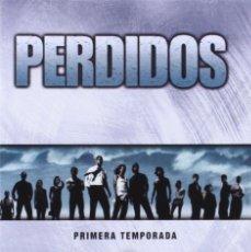 Series de TV: PERDIDOS: TEMPORADAS 1-6 37 DVD SERIE COMPLETA COLECCION PARTICULAR. Lote 182907492