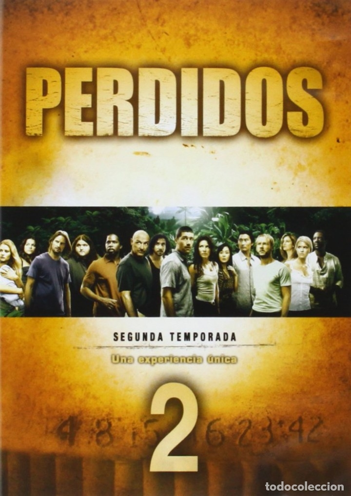 Series de TV: Perdidos: Temporadas 1-6 37 DVD SERIE COMPLETA COLECCION PARTICULAR - Foto 4 - 182907492