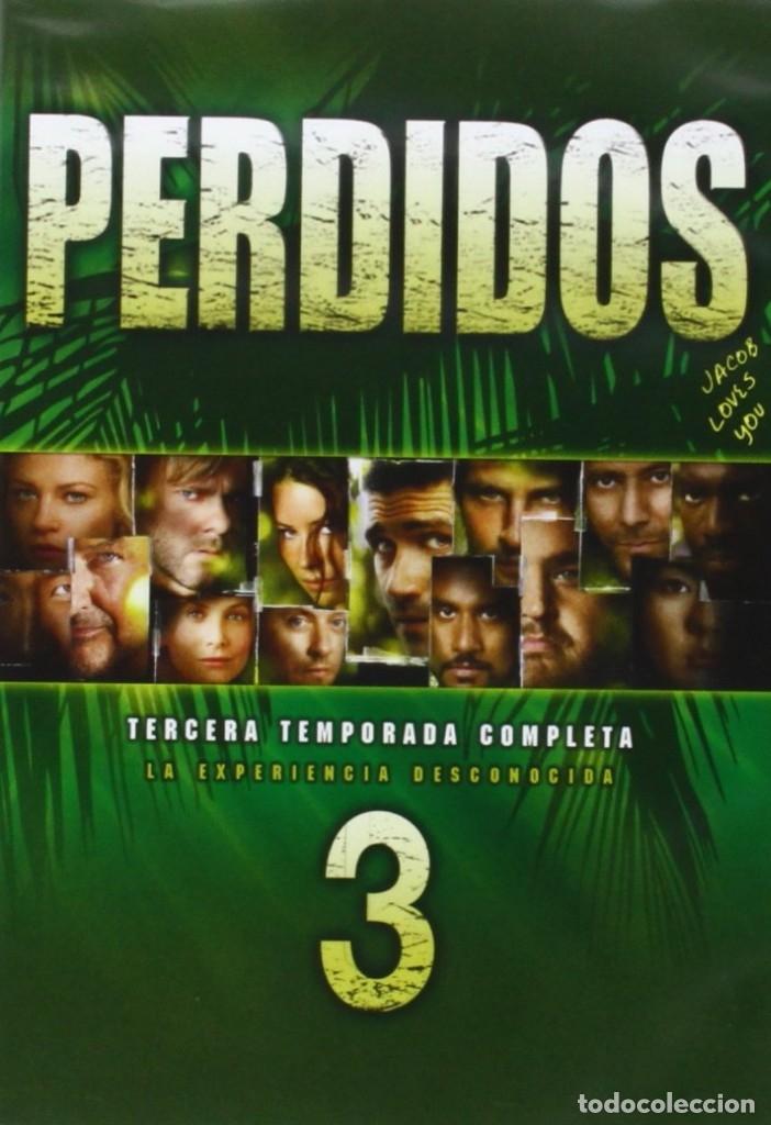 Series de TV: Perdidos: Temporadas 1-6 37 DVD SERIE COMPLETA COLECCION PARTICULAR - Foto 5 - 182907492