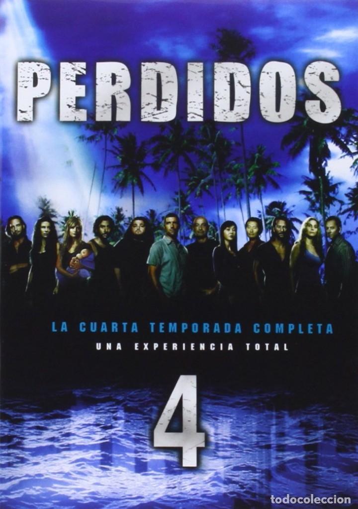 Series de TV: Perdidos: Temporadas 1-6 37 DVD SERIE COMPLETA COLECCION PARTICULAR - Foto 6 - 182907492