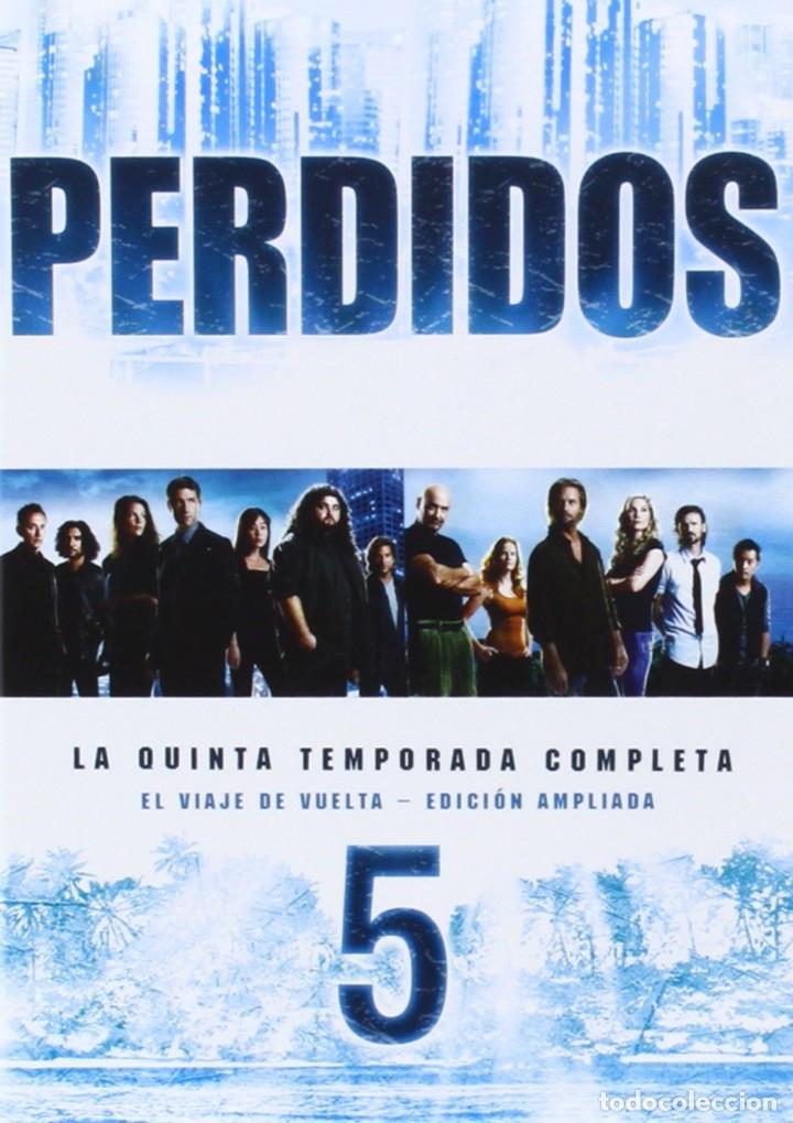 Series de TV: Perdidos: Temporadas 1-6 37 DVD SERIE COMPLETA COLECCION PARTICULAR - Foto 2 - 182907492