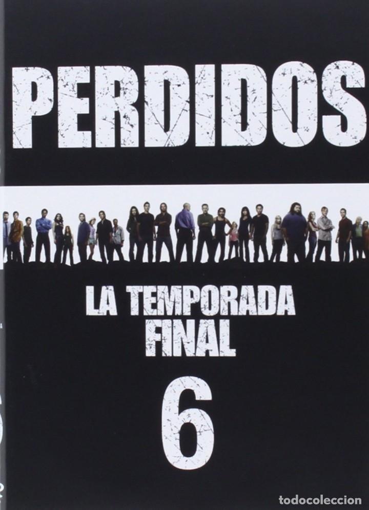 Series de TV: Perdidos: Temporadas 1-6 37 DVD SERIE COMPLETA COLECCION PARTICULAR - Foto 3 - 182907492