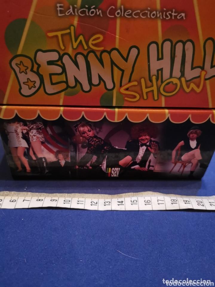 EDICIÓN COLECCIONISTA DE BENNY HILL (Series TV en DVD)