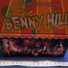 Series de TV: EDICIÓN COLECCIONISTA DE BENNY HILL. Lote 173877954