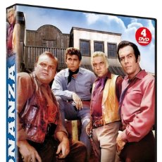 Series de TV: BONANZA VOLUMEN 11. DVD SERIE TV. PRECINTADO. Lote 173954589