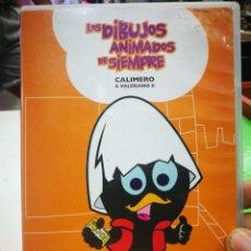 Series de TV: DVD - CALIMERO Y VALERIANO II - 2009. Lote 173982340
