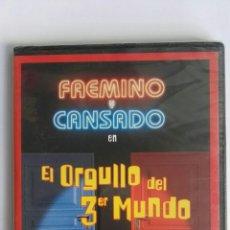 Series de TV: FAEMINO Y CANSADO EL ORGULLO DEL TERCER MUNDO DVD. Lote 174422302