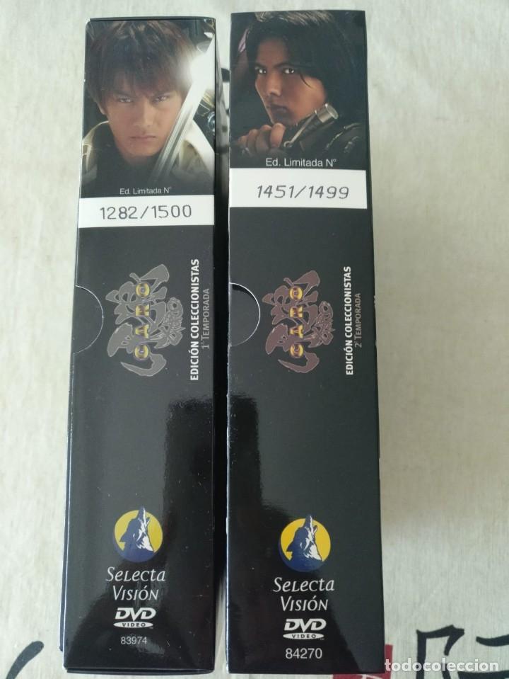 Series de TV: GARO Serie Completa Edición Coleccionistas 12 DVD Selecta Vision - Foto 2 - 174462359