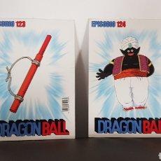 Series de TV: DVD DRAGON BALL MARCA EPISODIO 123,124 DRAGONBALL. Lote 174522268