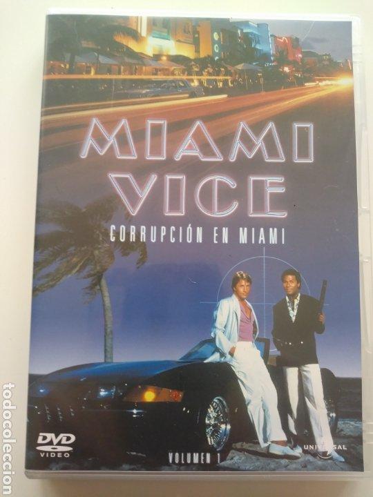 MIAMI VICE: VOL 1 (Series TV en DVD)